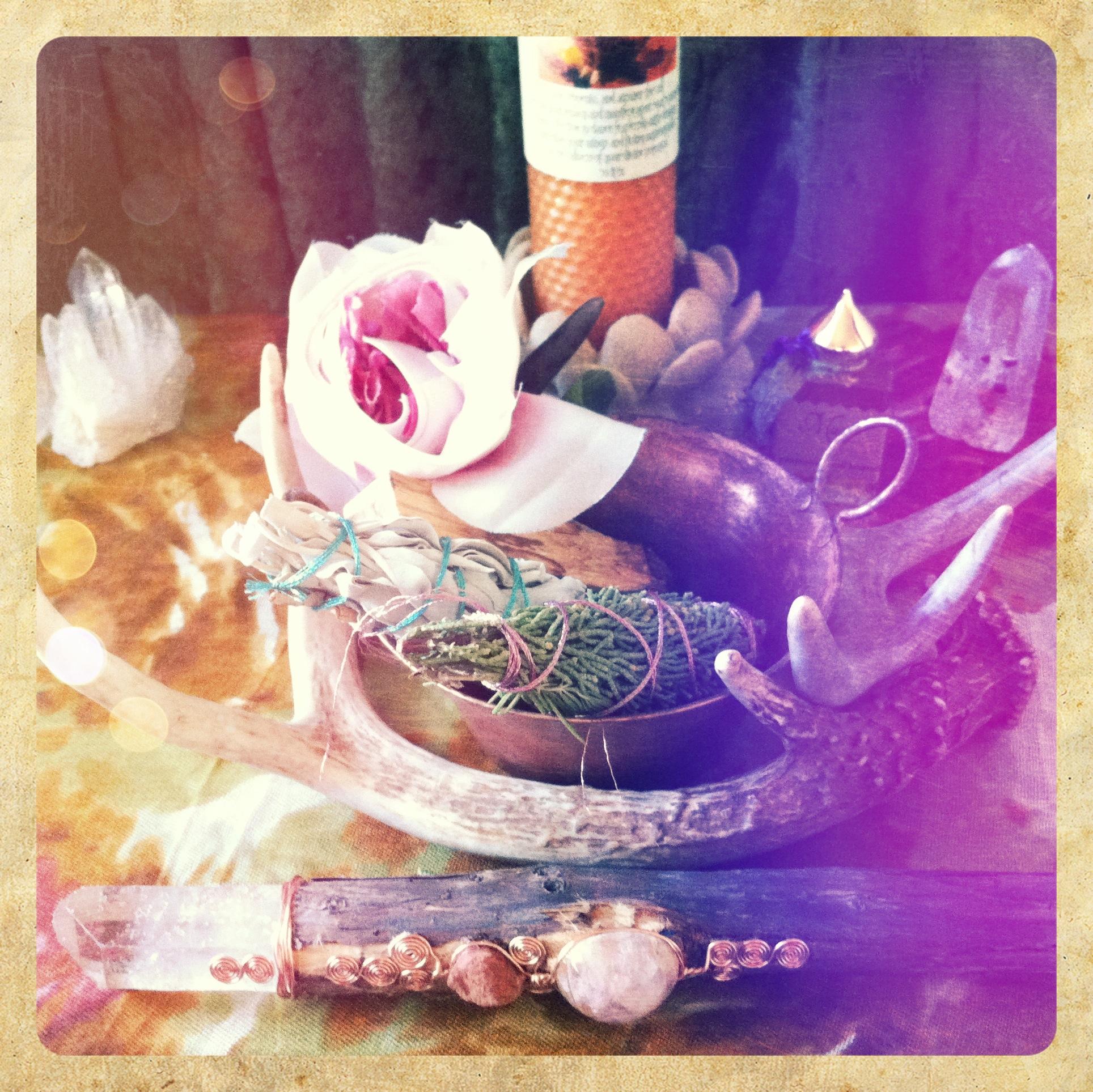 Summoning your ancient wisdom