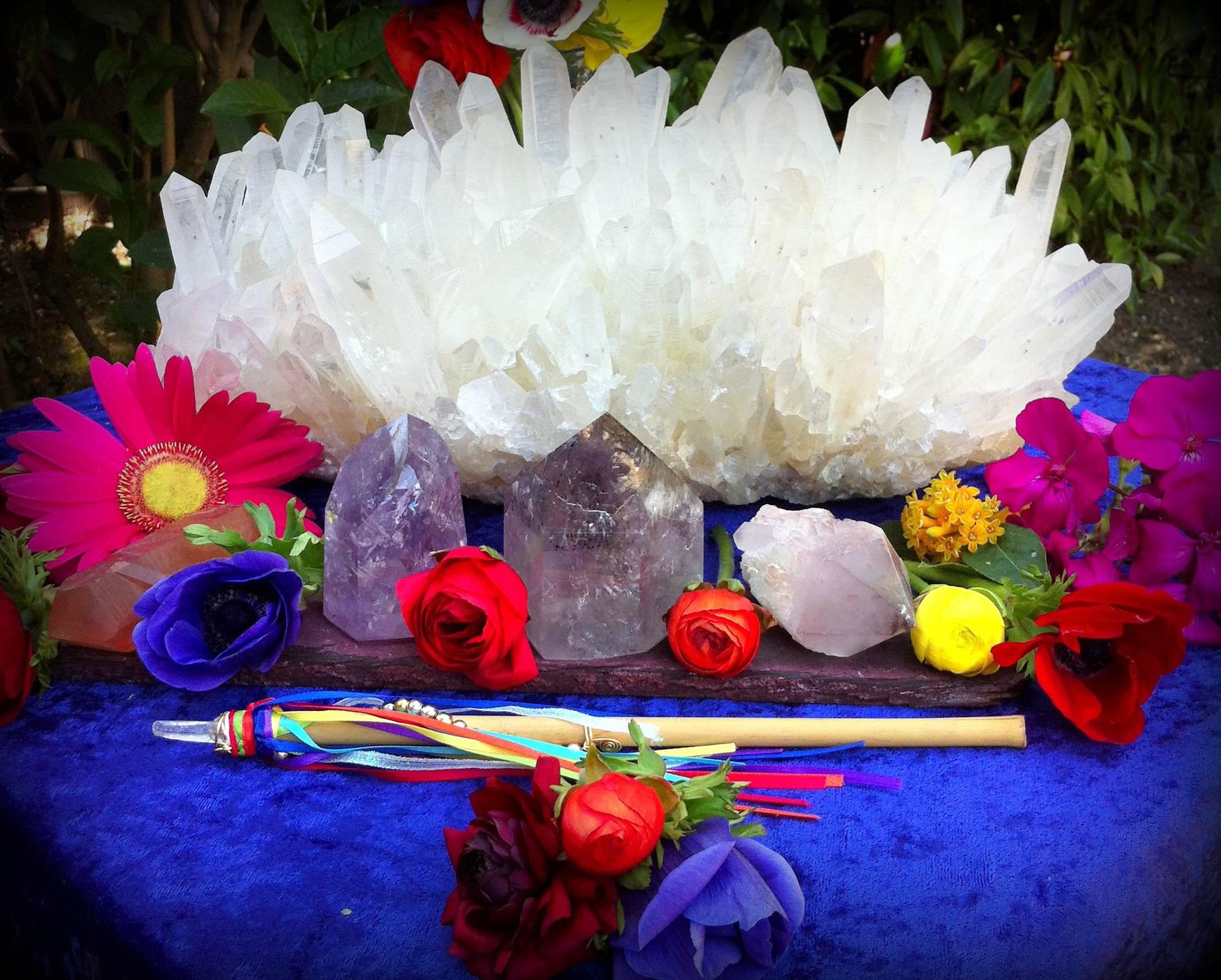 How to celebrate Beltane like a goddess!