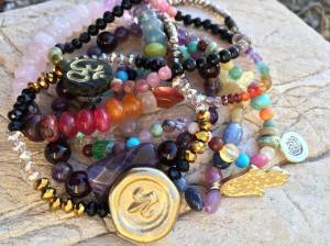 Sacred adornment for intention setting in the New Year