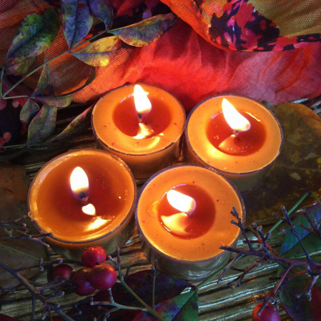 Harvest Artisan Tea Lights