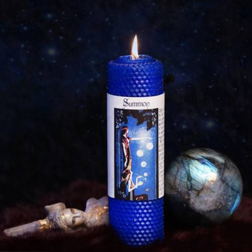 Summon pillar candle