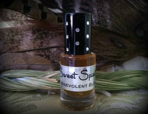 Sweet Spirit benevolence oil blend for attracting positive energy & sweet spirits to your space