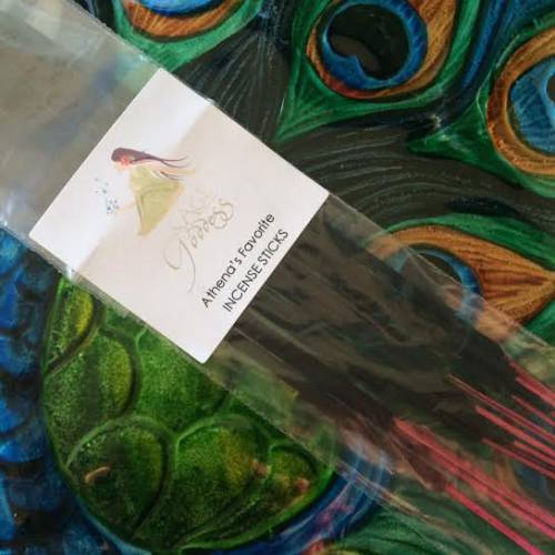 Athena's Favorite Magical Incense Sticks - Set of 12 - For all sacred work