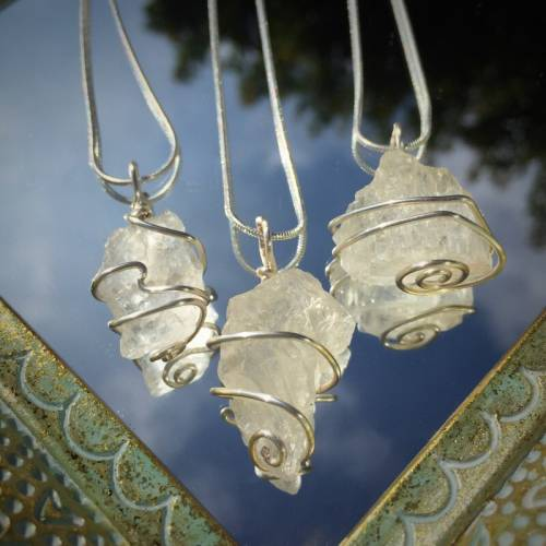 Petalite Necklace