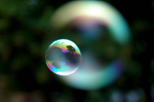 Shielding your energy with the Bubble of Light