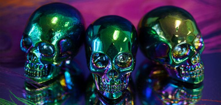 7 Days of Skulls for Manifesting Magic This Halloween