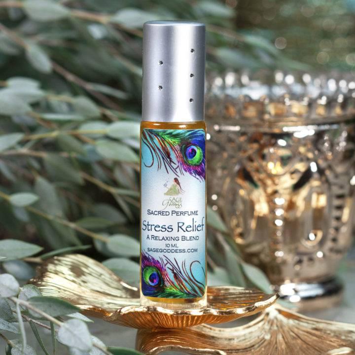 Stress Relief Perfume