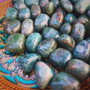 Tumbled & Polished