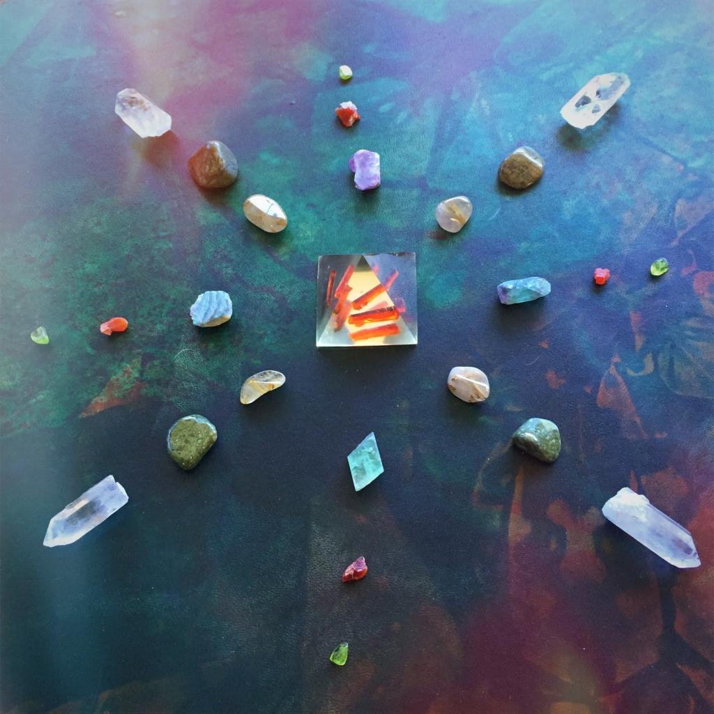 crystal healing manifestation