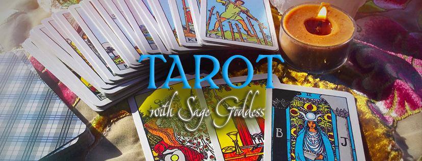 Tarot banner