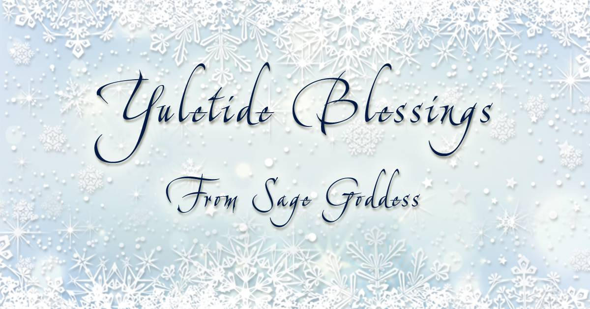 My Yuletide Blessing For You