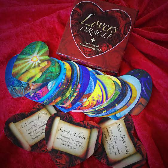 The Lovers Oracle Deck For All Your Inquiries About Love Sage Goddess