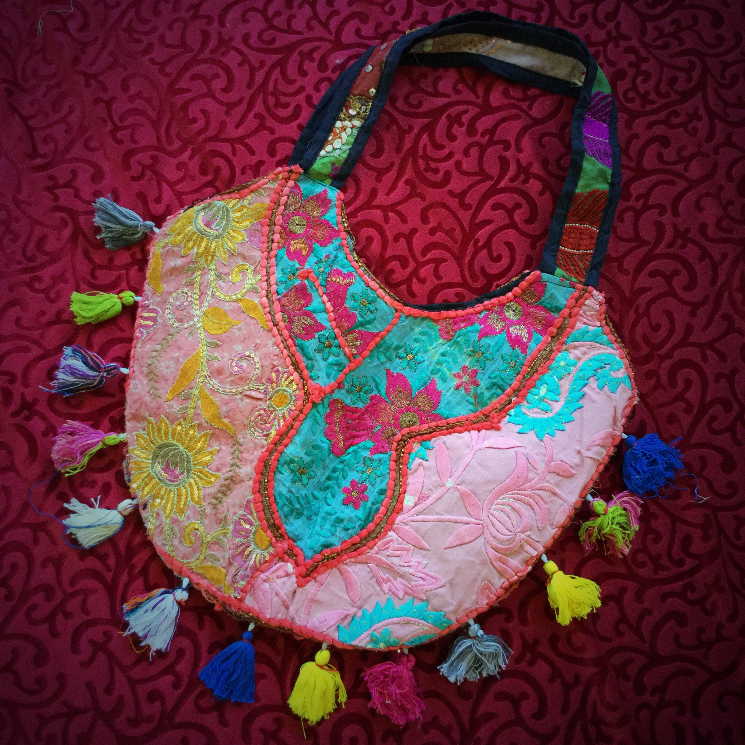 Magical Indian Tapestry Bags To Be Your Traveling Companion Sage Goddess