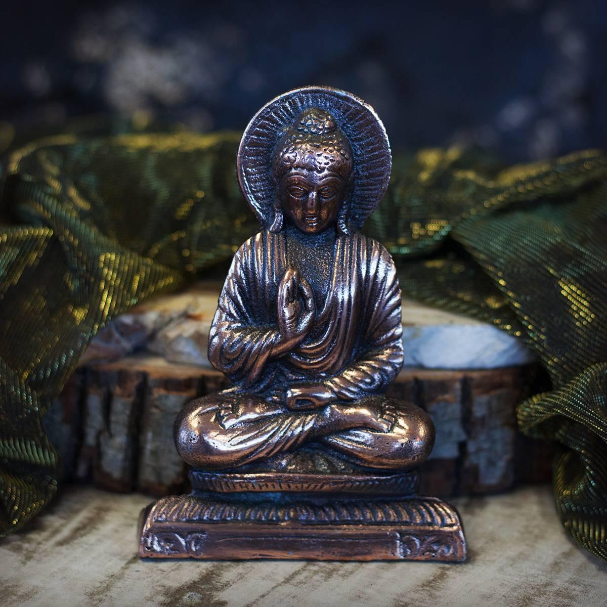 Antiqued Bronze Altar Plaques 3_8 seventh