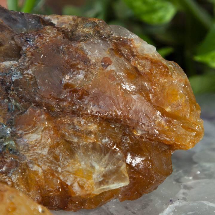 Natural Golden Healer Quartz