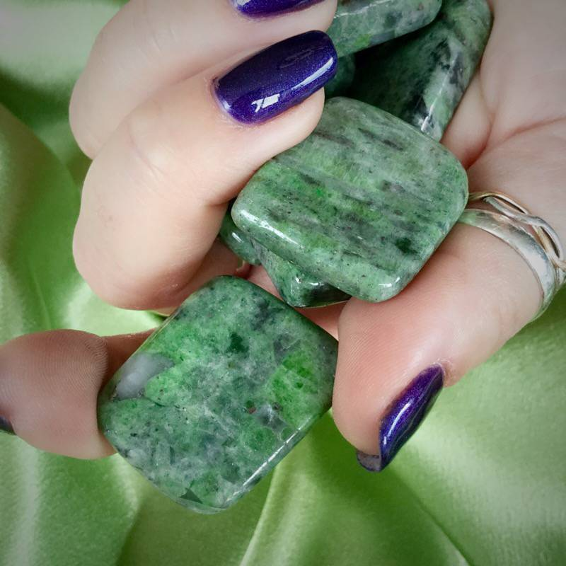 flat diopside