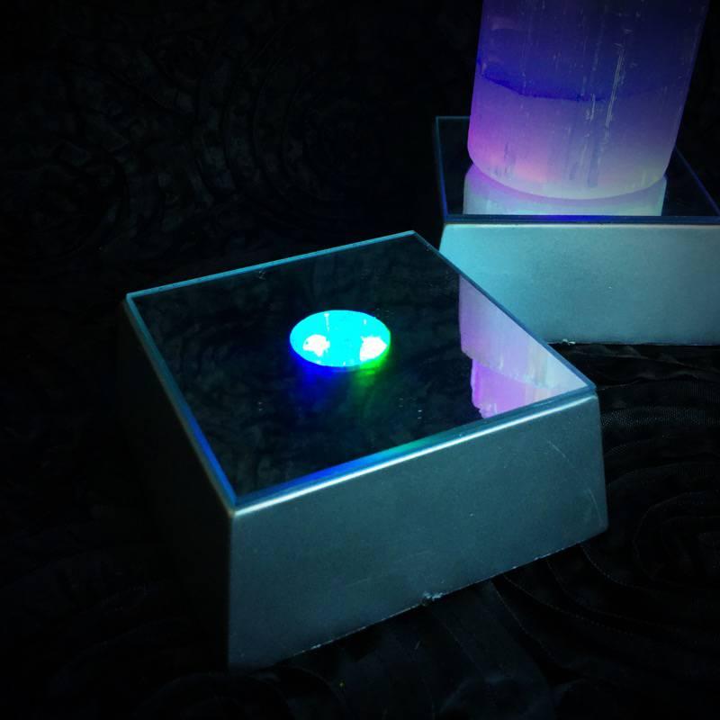 gemstone light stands 2