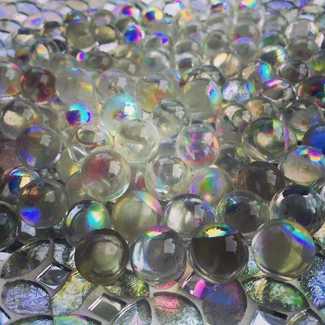 angel aura quartz spheres