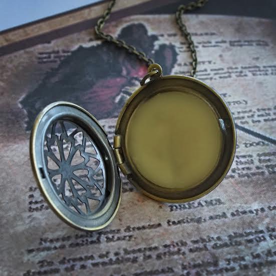 spellbound aromatherapy locket