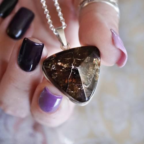 dravite pendant