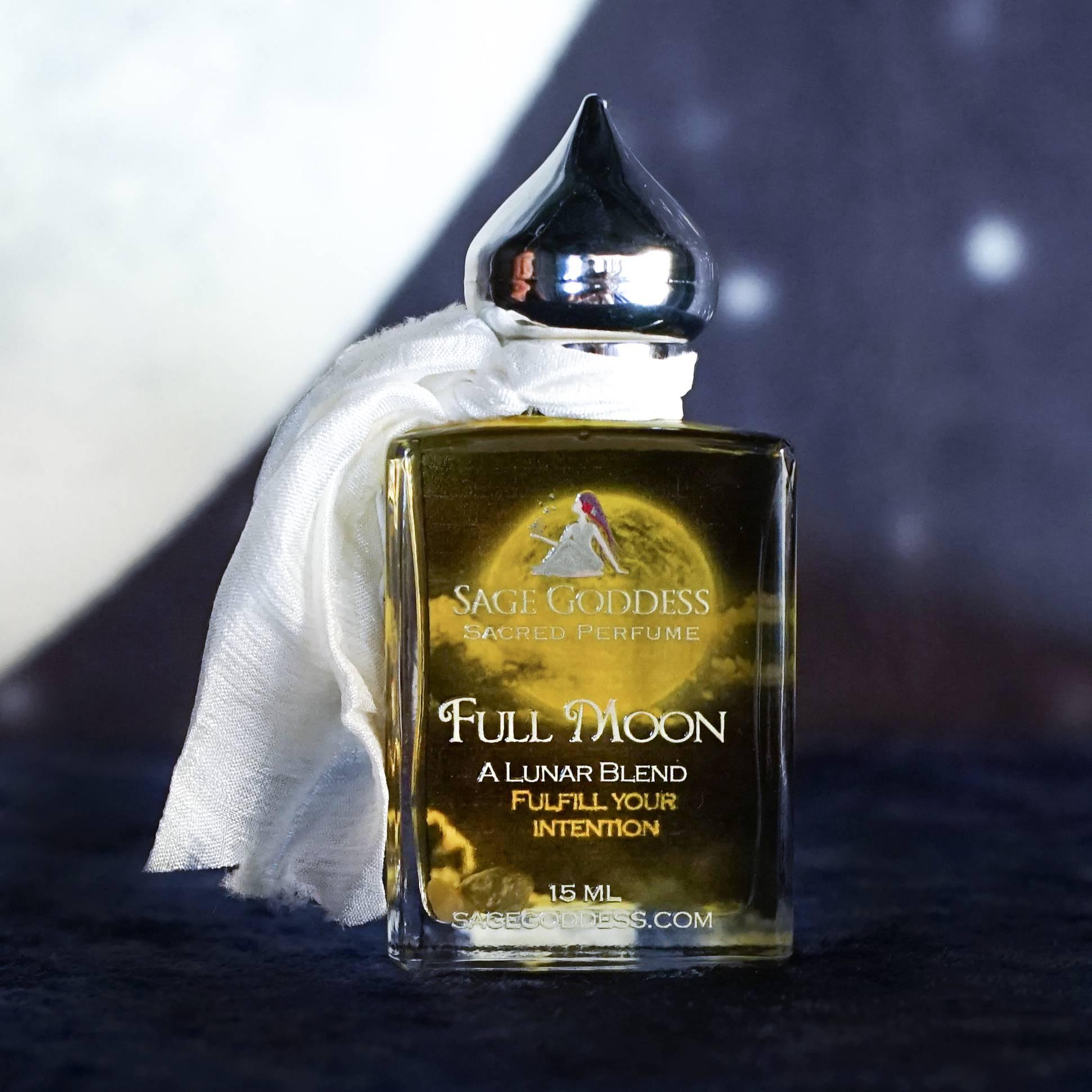 full moon perfume