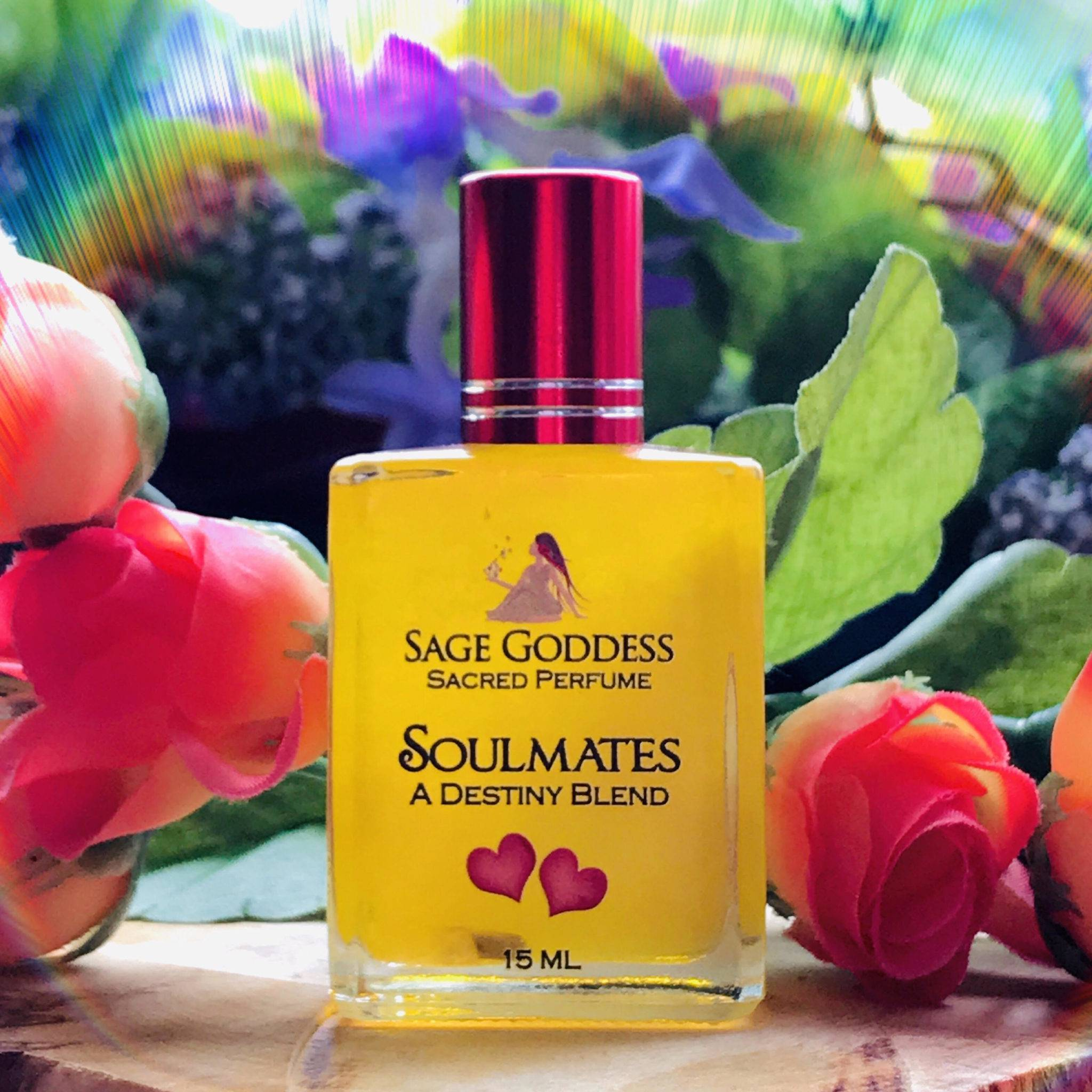 Soulmates perfume for attraction of Divine love