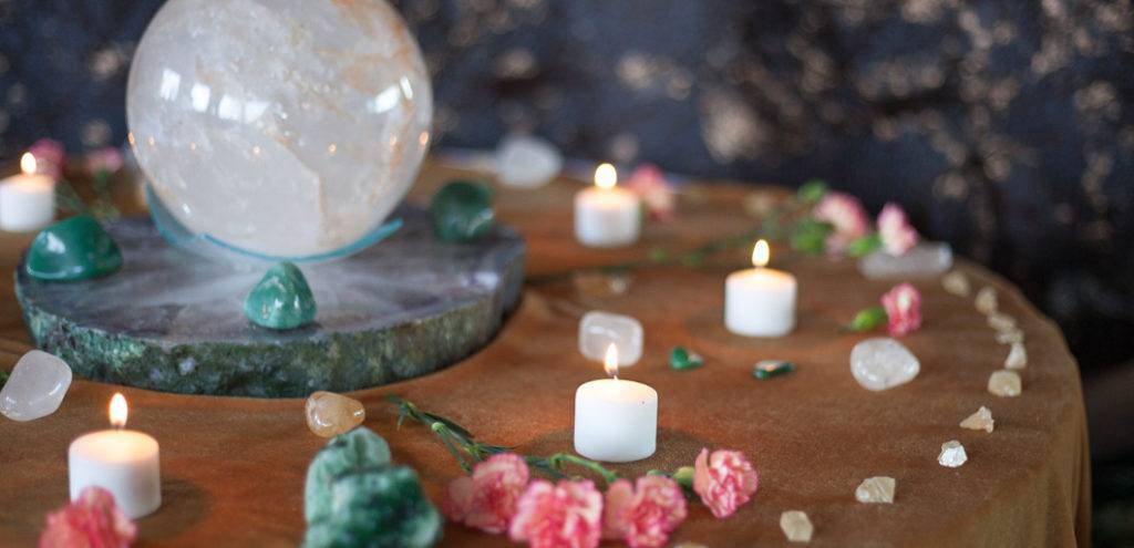 How to Create and Refresh a Sacred Altar for your Magical