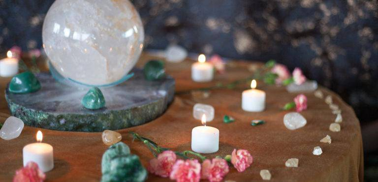How to Create and Refresh a Sacred Altar for your Magical Practice