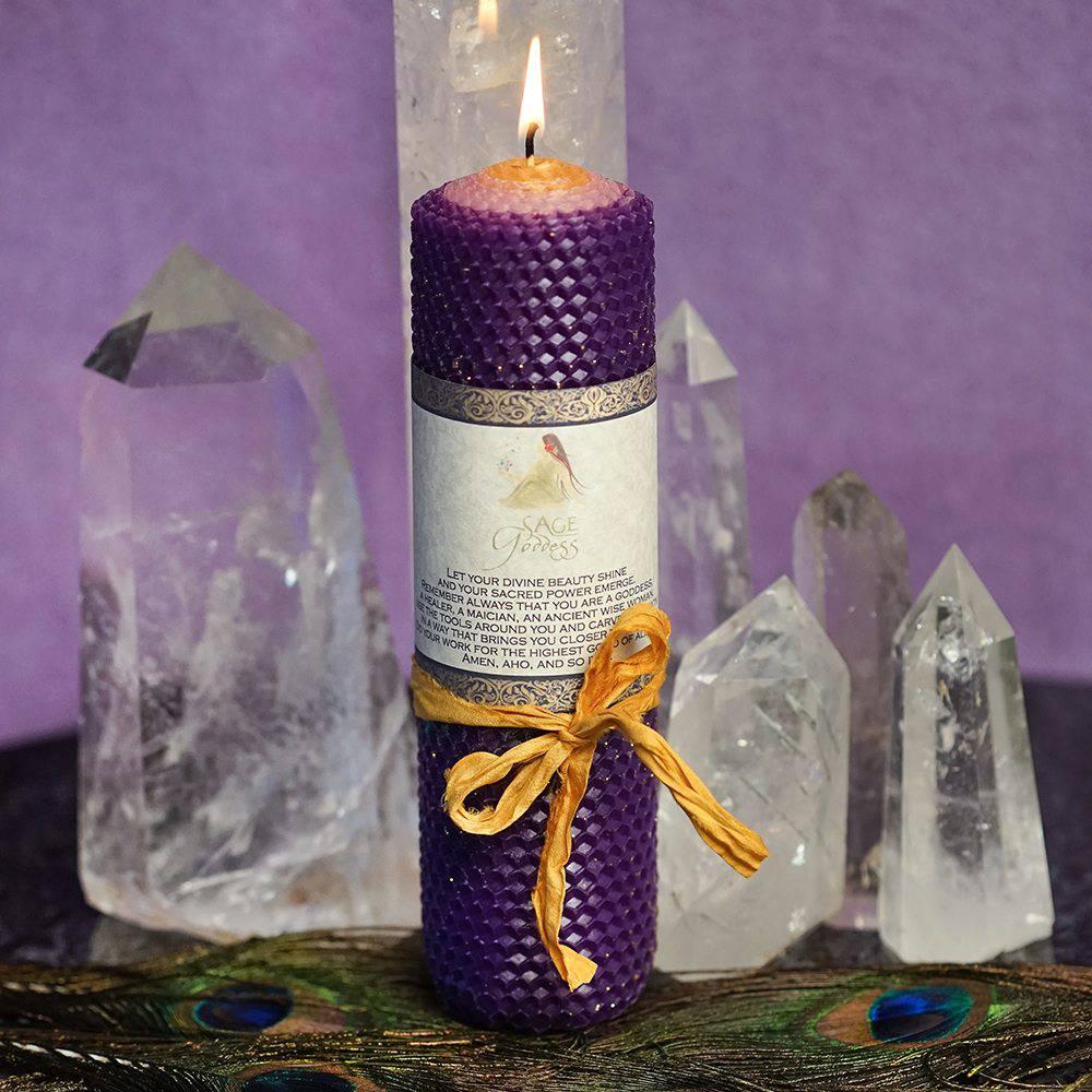SG signature candle
