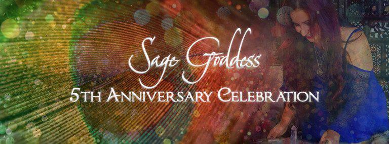 Celebrate the Journey of Sage Goddess