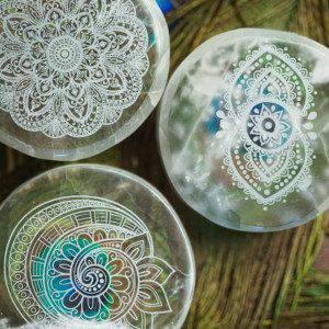 Printed & Engraved Gems