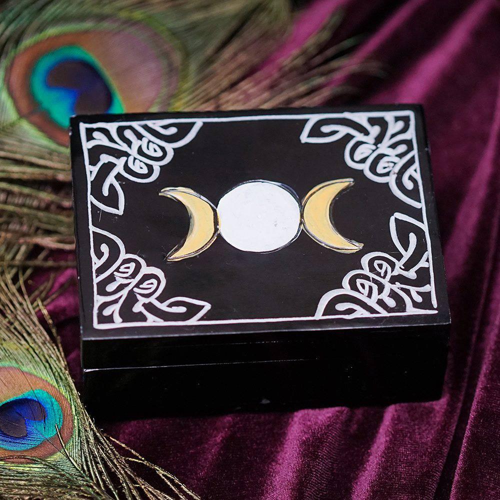 Triple moon boxes