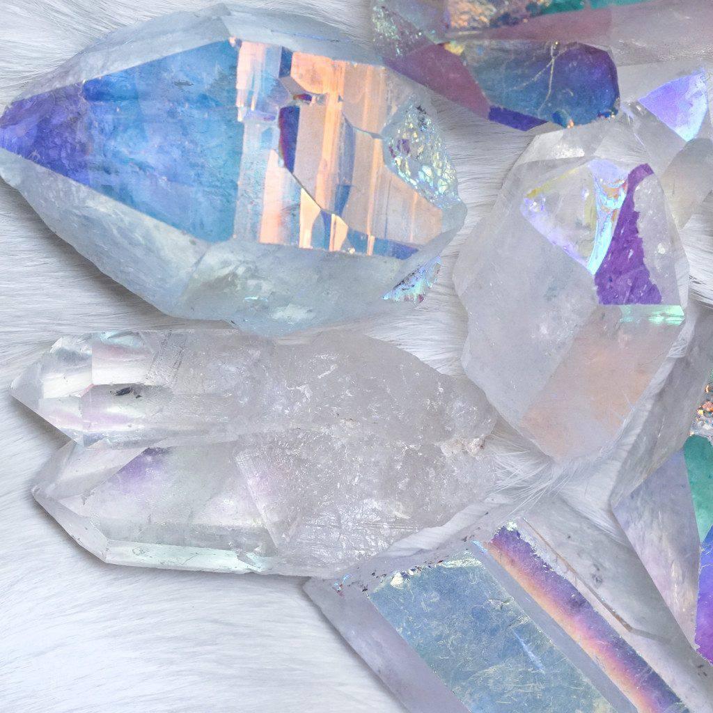 aura quartz magic
