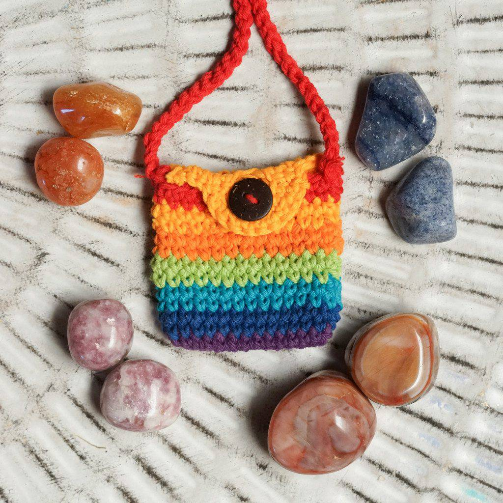 Back to School intention stones