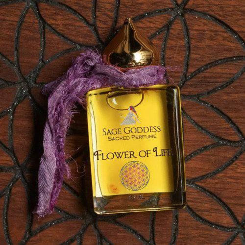 Flower of Life perfume