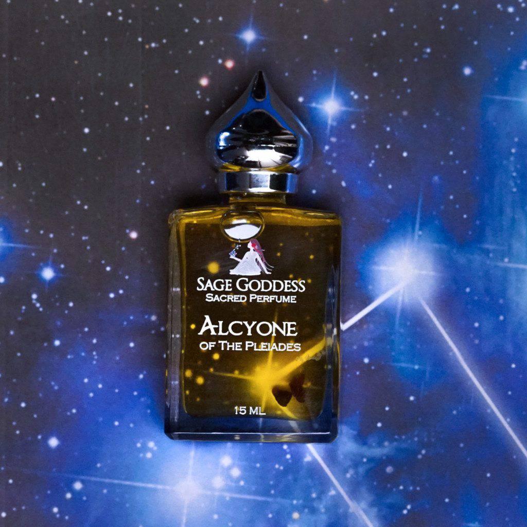 alcyone pleiadian perfume