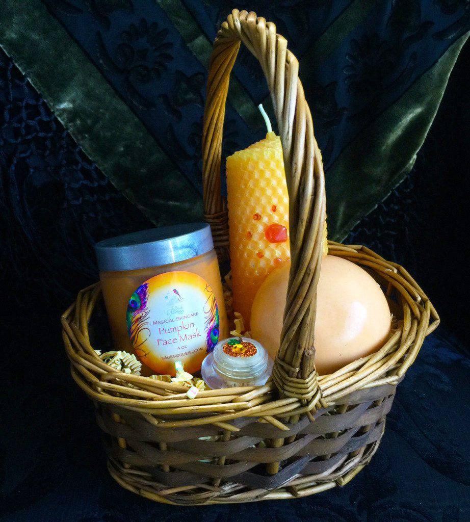 Pumpkin Situation Basket