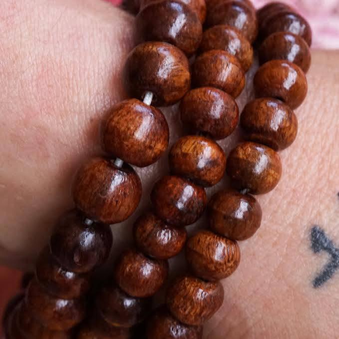sheesham mala bracelets