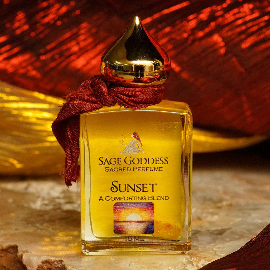 Sunset Perfume To Invoke The Warm Comfort Of Magical Sunsets