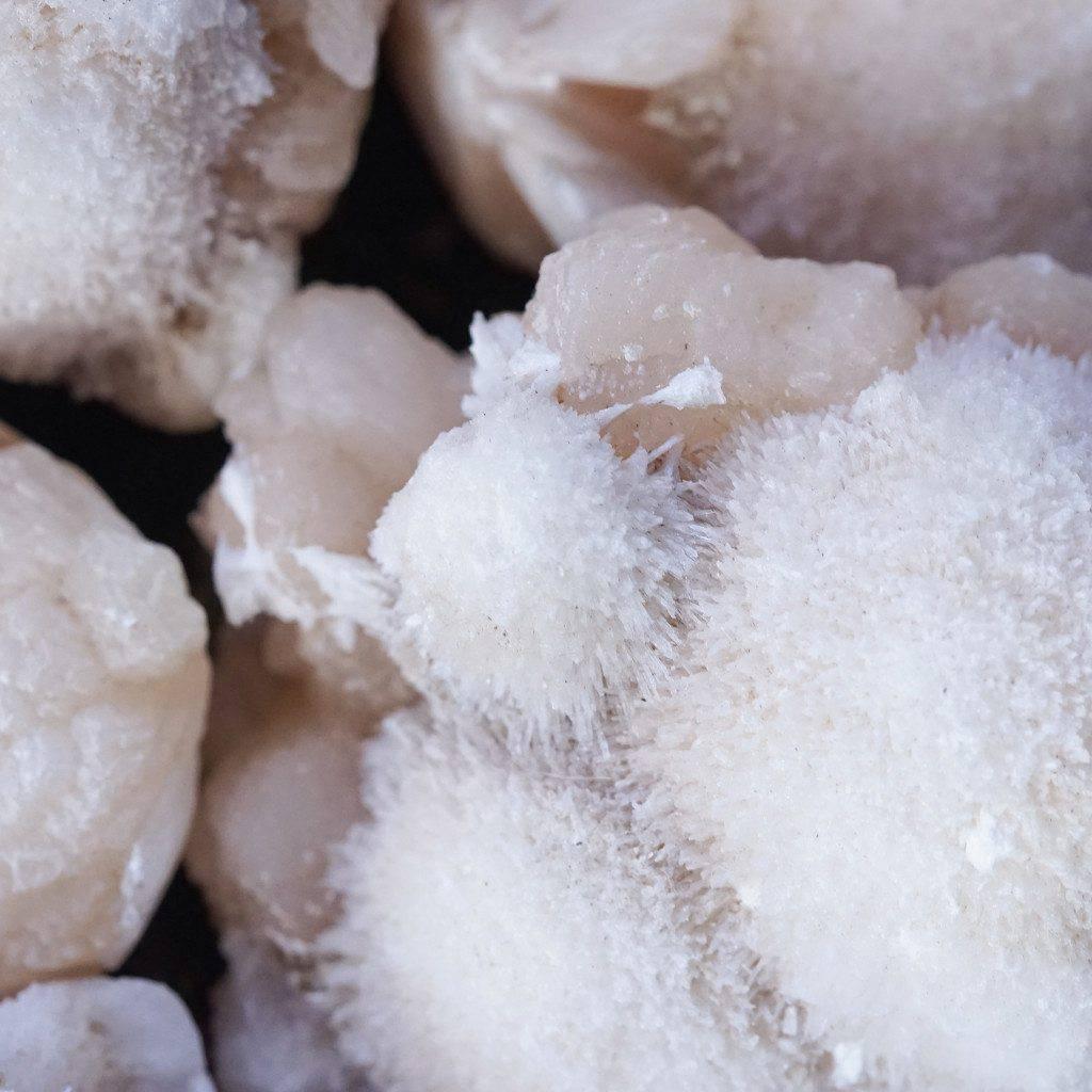 Natural Mesolite