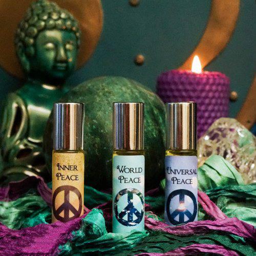 peace perfume trio