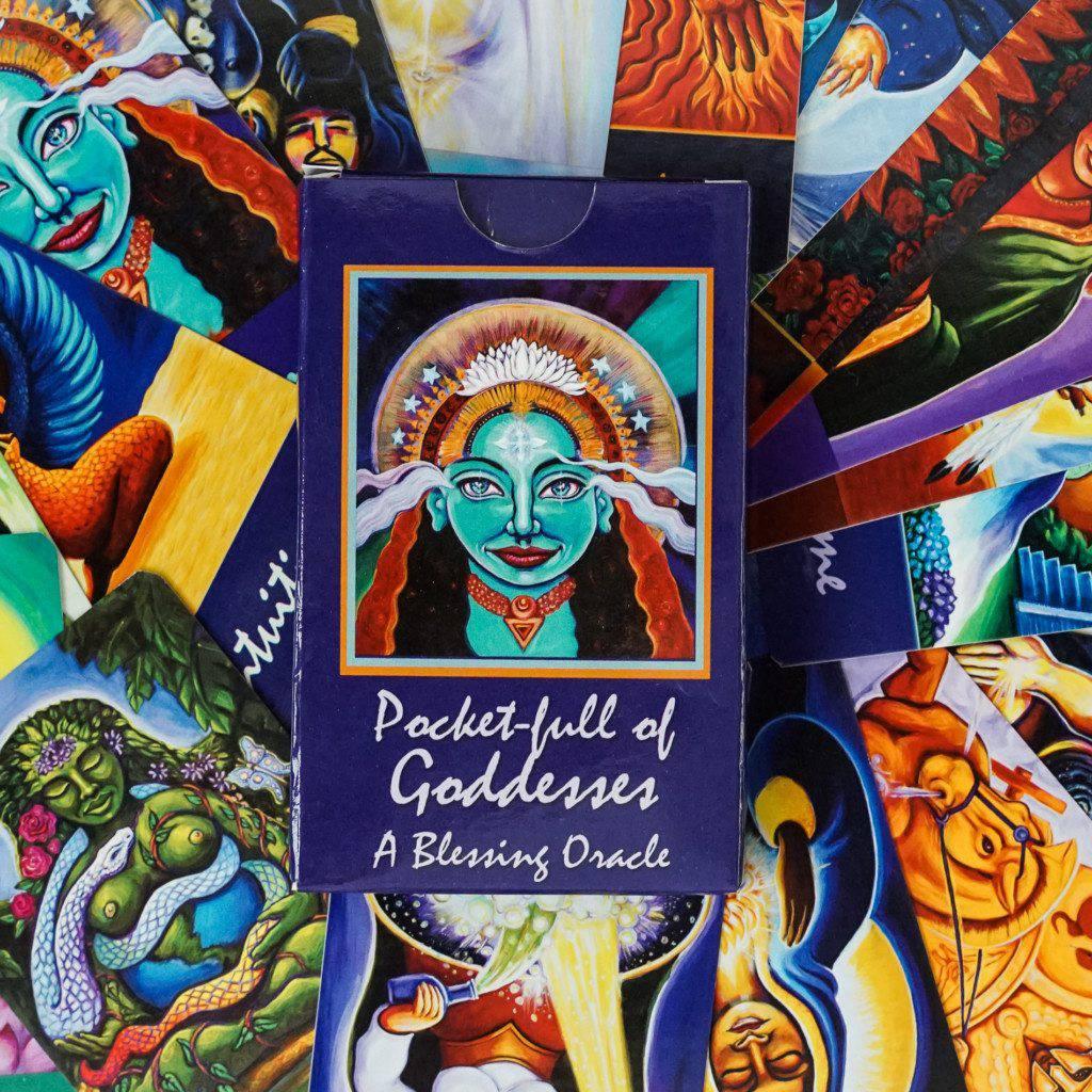 Pocket-full of Goddesses Cards