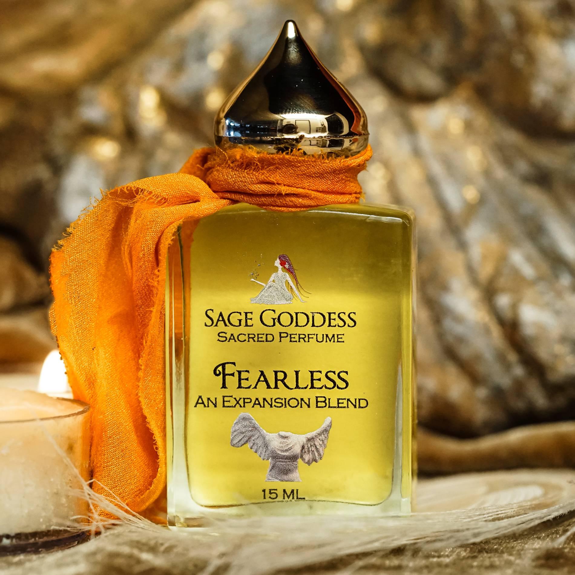 Fearless perfume