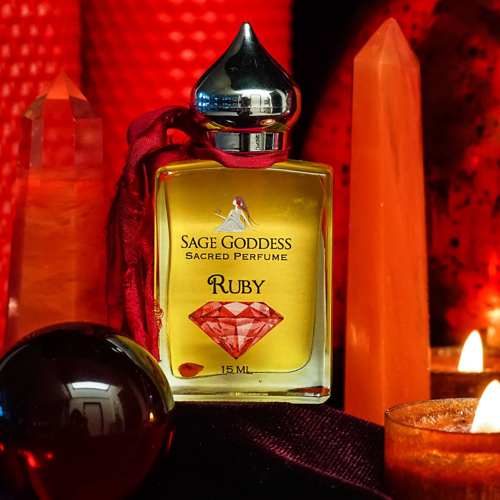 ruby perfume