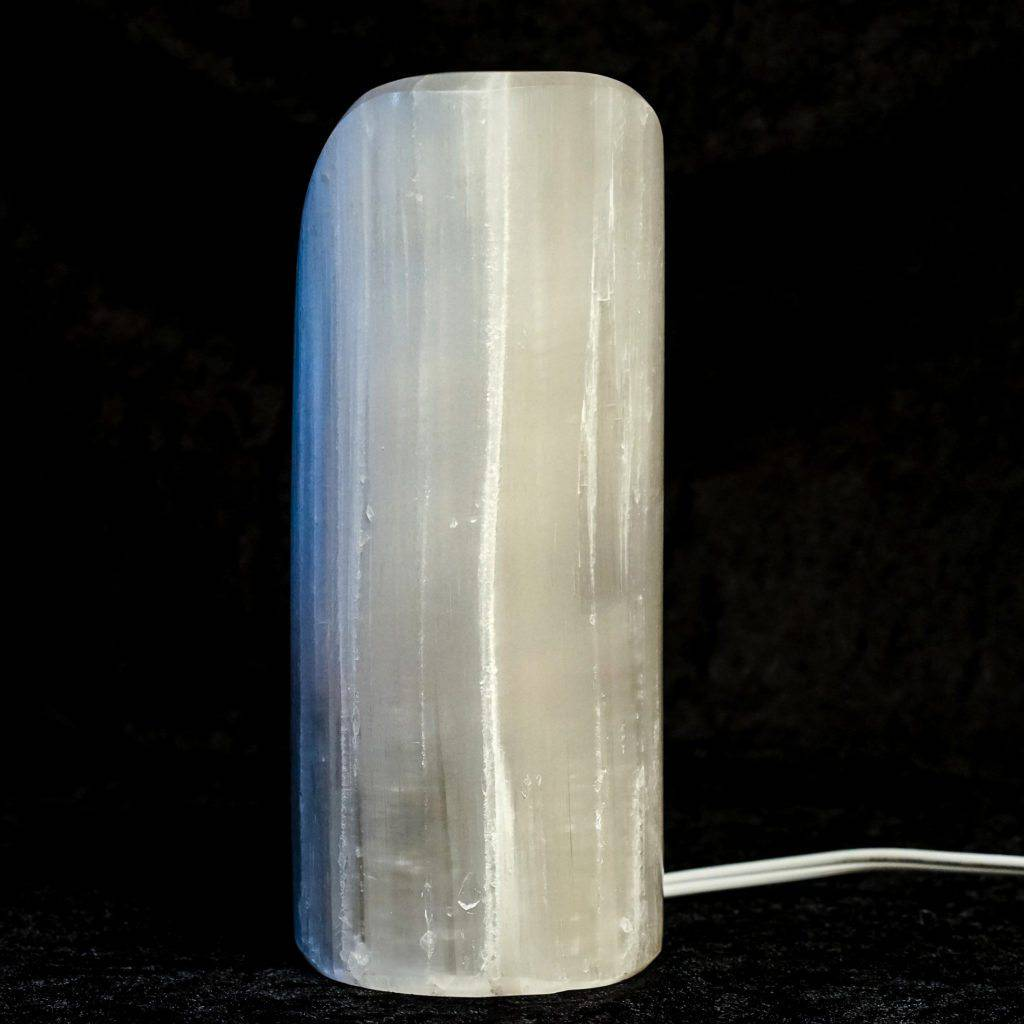 Crystal Selenite Lamp. Rated 5.00 Out Of 5 Based On 2 Customer Ratings