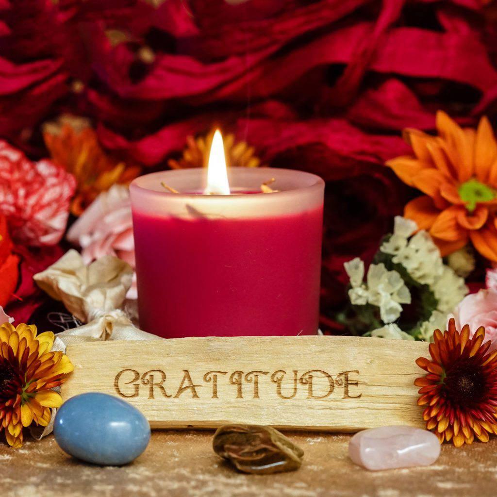 Simple Ritual: I Am Grateful Kit