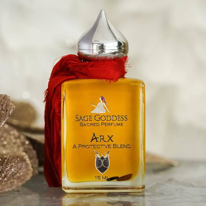 Arx Perfume Protective Perfume And Anointing Oil Blend Sage
