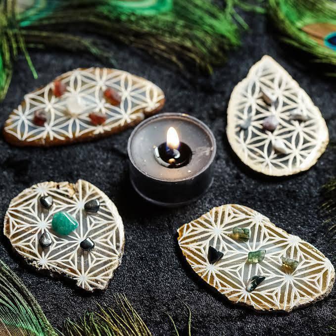 Mini Crystal Grids