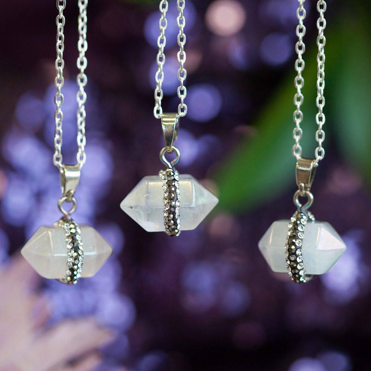 Opal Aura Quartz Glam Pendants 3_23