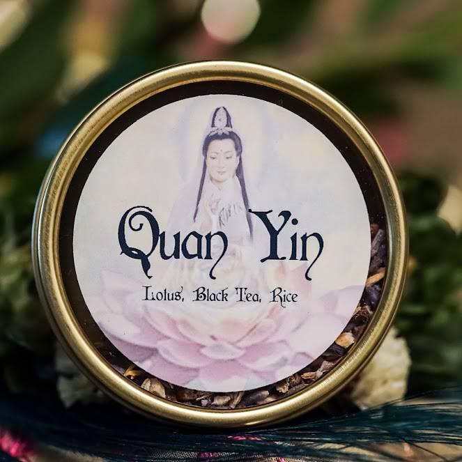 Quan Yin herbs